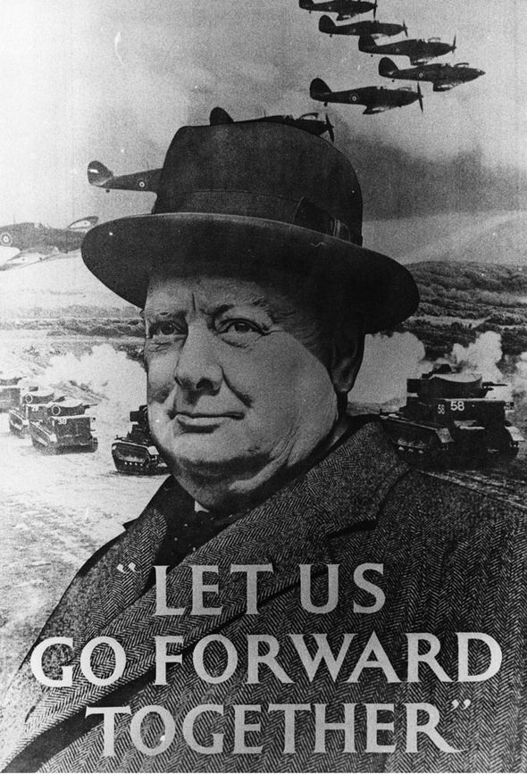 Picture Winston Churchill Quo: Scarriet