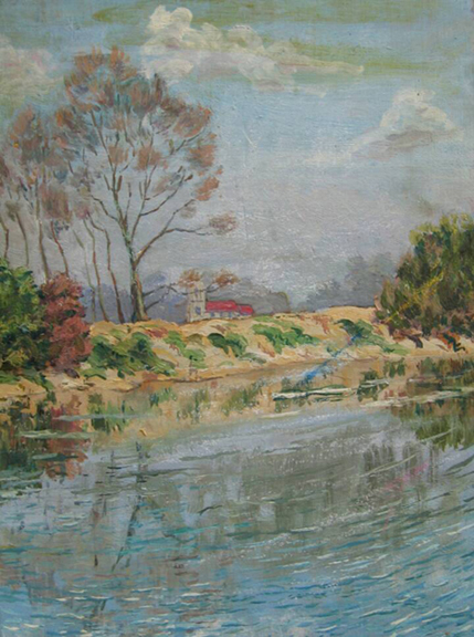 Image result for trees of endless bird song in painting