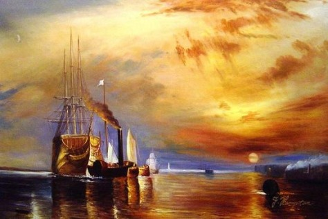 Image result for turner painting
